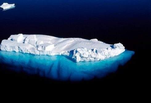 iceberg cuanto tienes por descubrir de ti