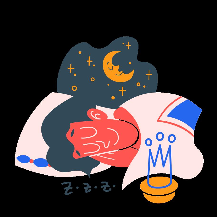 Descansa profundamente 1