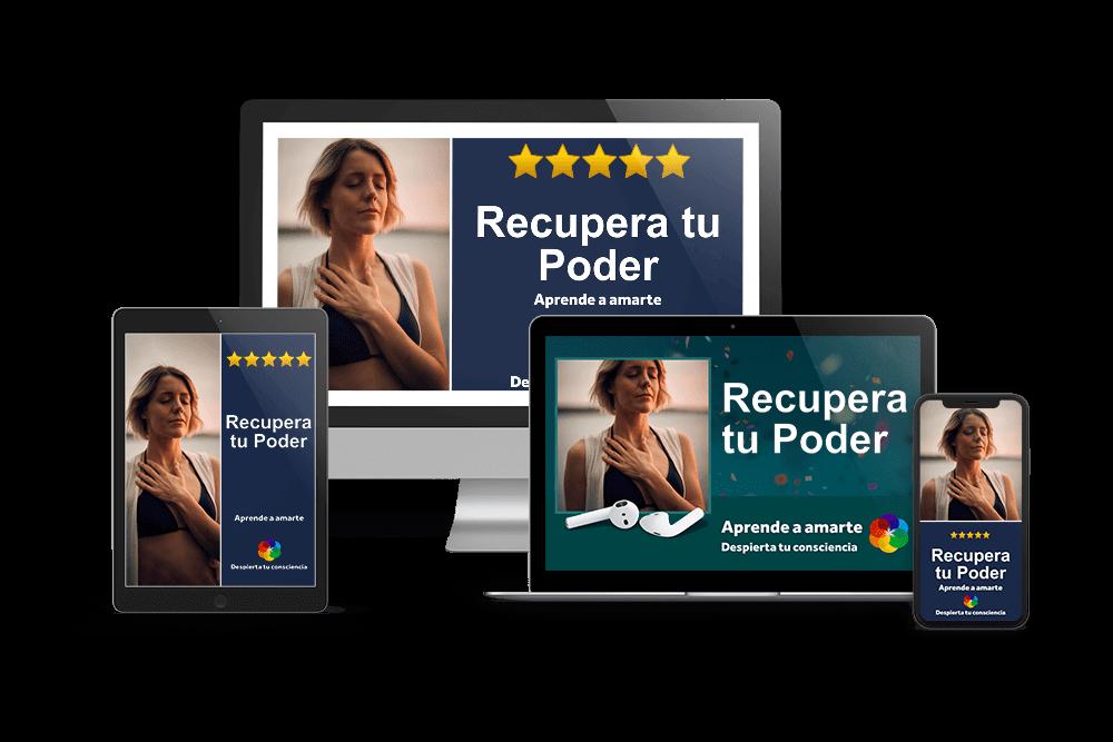 Recupera tu Poder WEB packnew