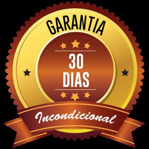 garantia 30 dias incondicional